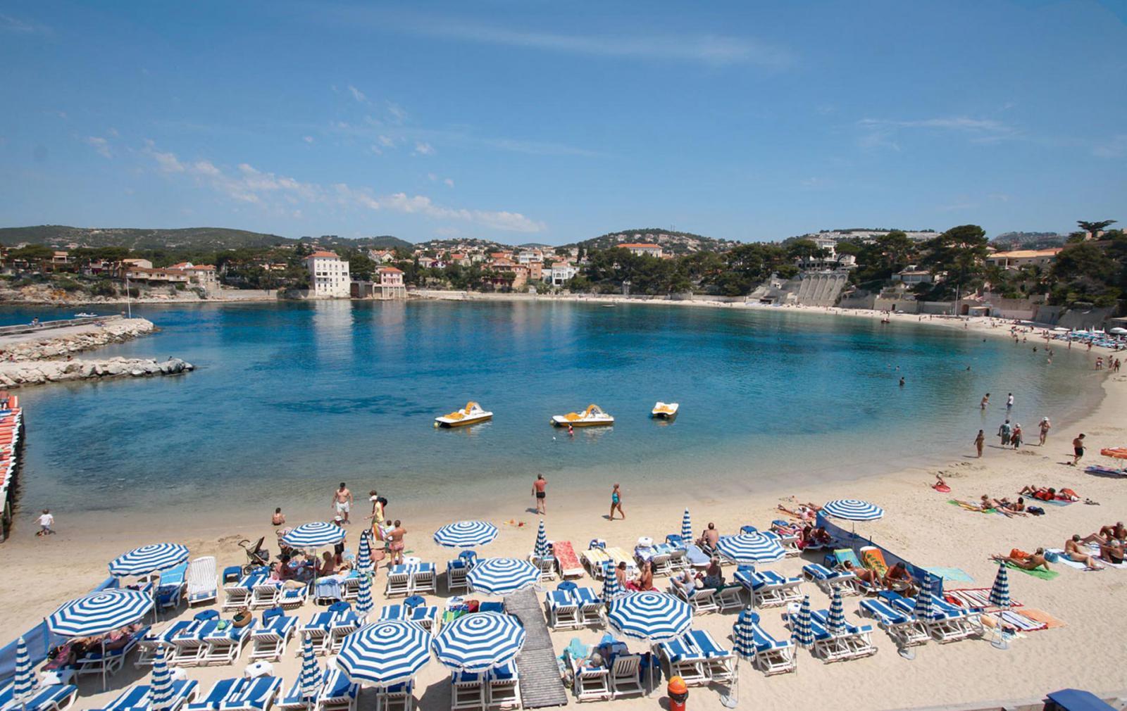 Restaurant Riviera Marseille
