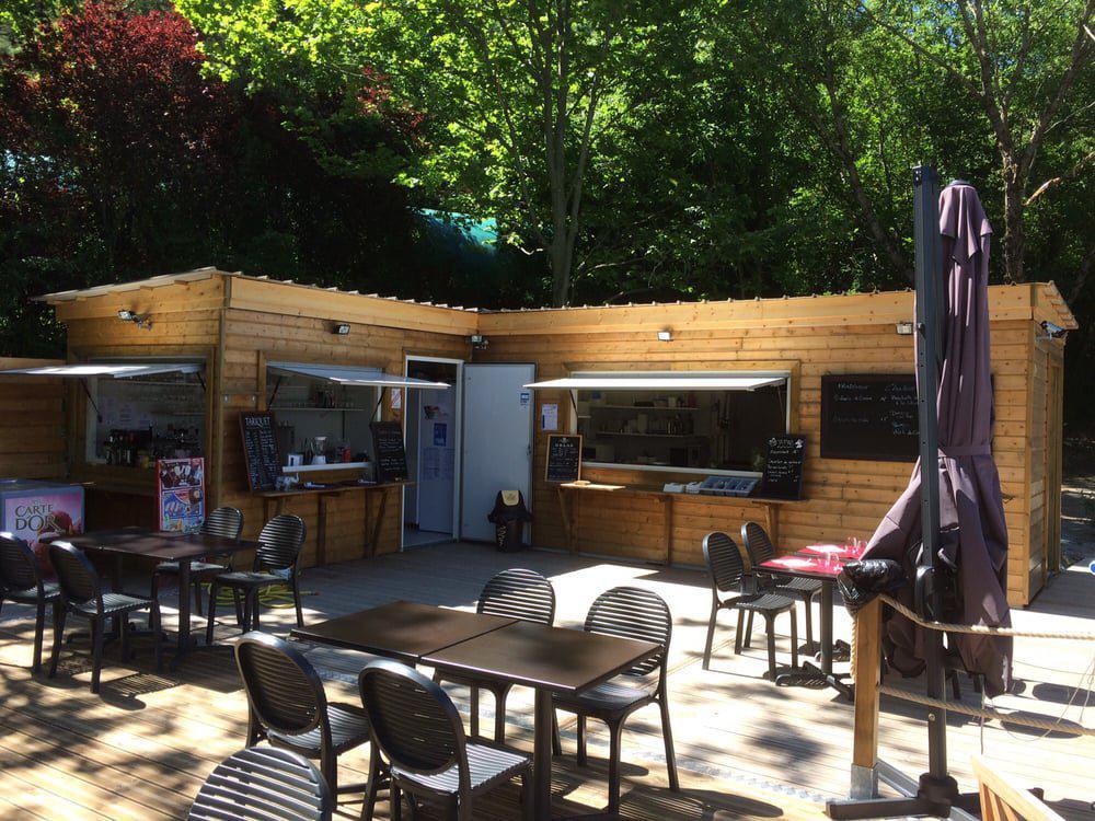 Bord Longue Le Lac05160 La Chaise De L'eau Restaurant Savines 0X8PkOZNnw