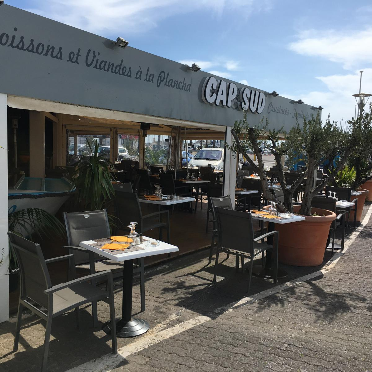 Restaurant Port Palavas