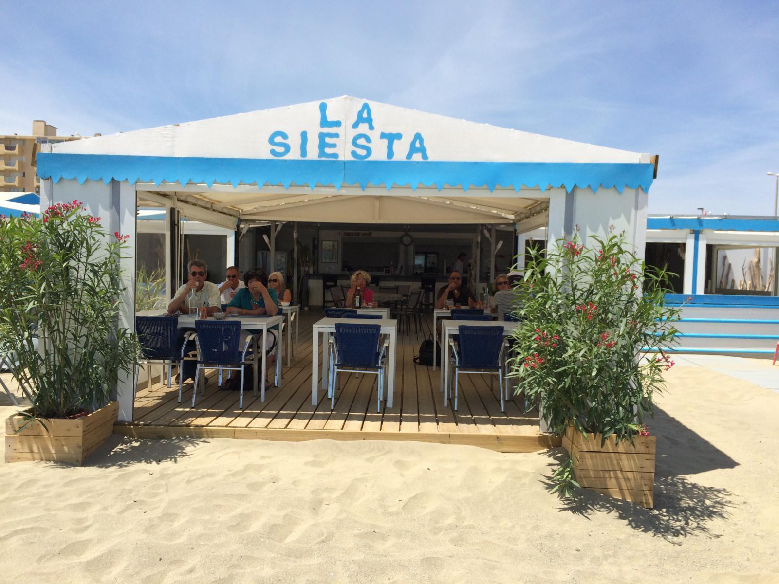 La siesta plage priv e canet en roussillon 66140 canet - Office du tourisme de canet en roussillon 66140 ...
