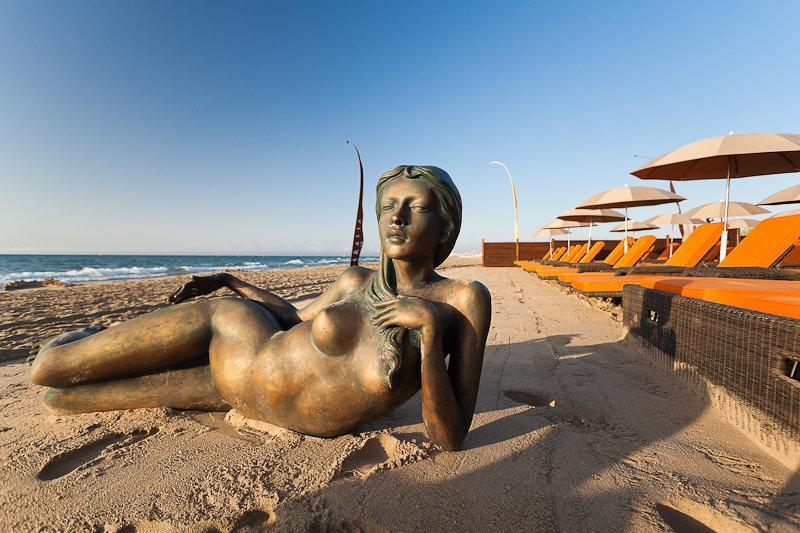 Sud de la france plage nudiste