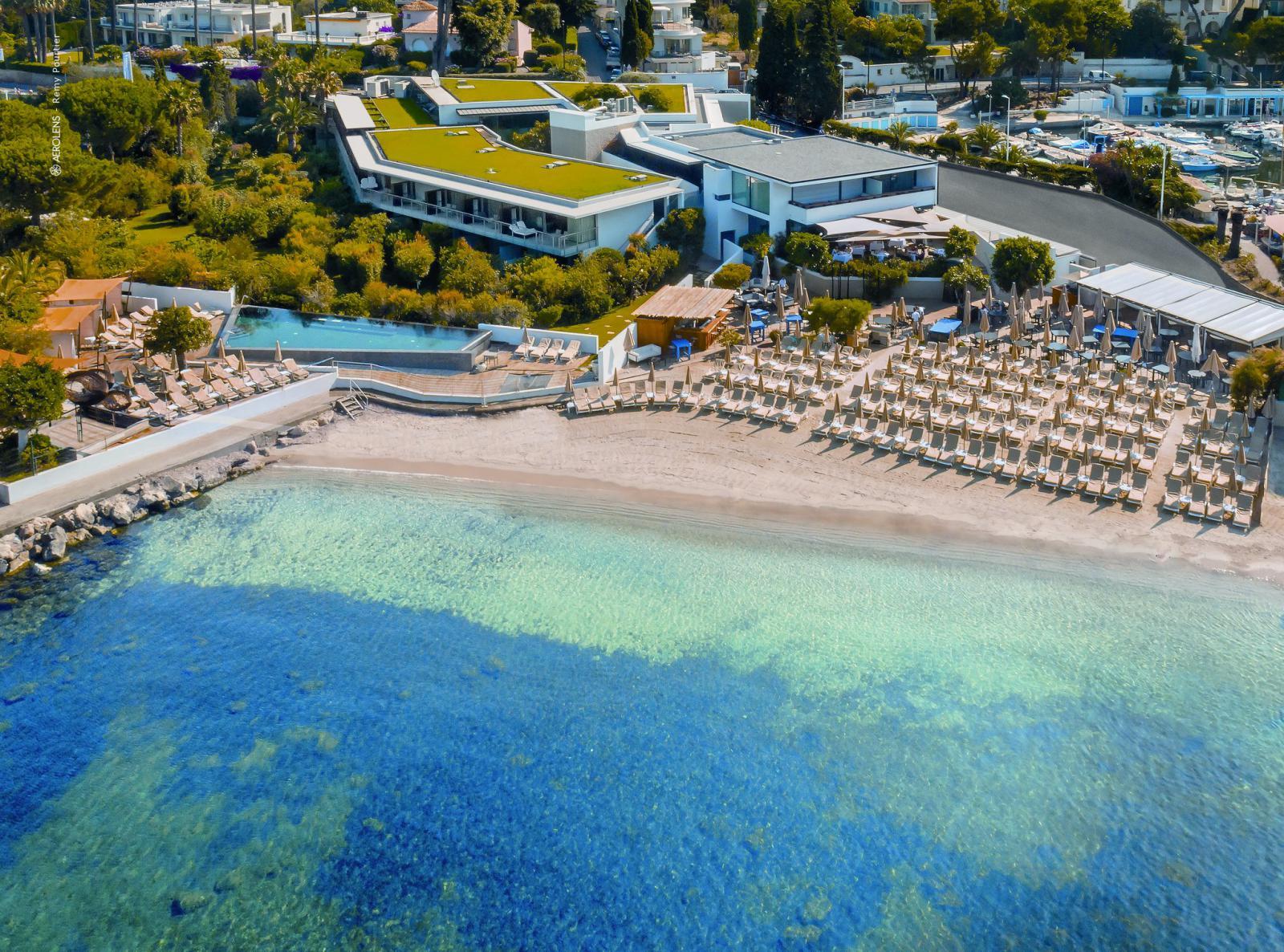 cap d 39 antibes beach hotel plage les p cheurs plage priv e antibes juan les pins 06160 cap d. Black Bedroom Furniture Sets. Home Design Ideas
