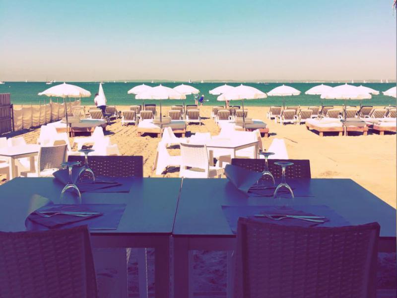 marina beach plage priv e port camargue 30240 port. Black Bedroom Furniture Sets. Home Design Ideas