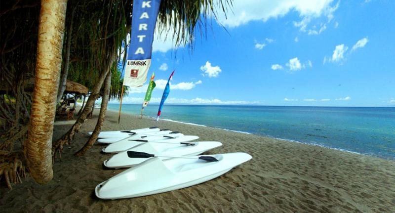 The Jayakarta Beach Resort