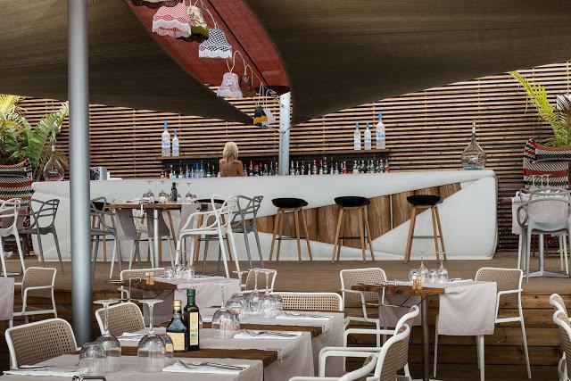 Le marais plage priv e hy res 83400 hy res - Restaurant le marais hyeres ...