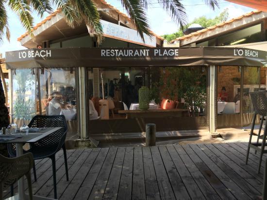 L 39 o beach plage priv e toulon 83000 toulon for Restaurant le pointu toulon